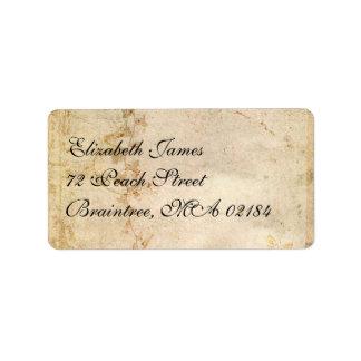 KRW Corinthians Love is: Return Address Labels