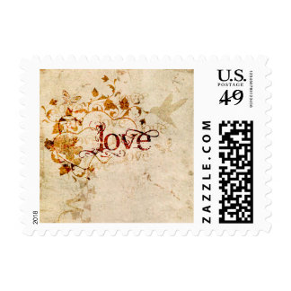 KRW Corinthians Love is: Small Postage Stamp