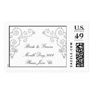 KRW Custom Please Join Us Wedding Stamp