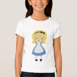 KRW Cute Alice in Wonderland T-Shirt