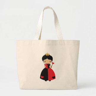 KRW Cute Queen of Hearts Bags