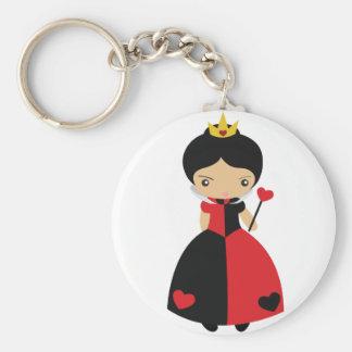 KRW Cute Queen of Hearts Key Chain