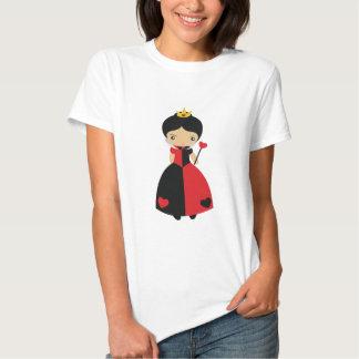 KRW Cute Queen of Hearts Tee Shirt