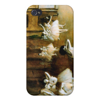 KRW Degas Rehersal of a Ballet  Cases For iPhone 4