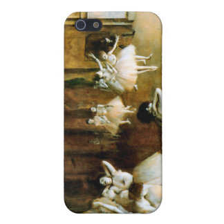 KRW Degas Rehersal of a Ballet  Cover For iPhone SE/5/5s