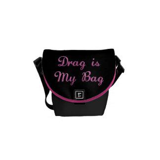 KRW Drag is My Bag Mini Messenger Bag