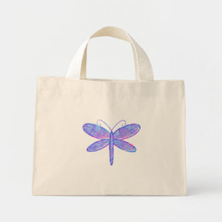KRW Dragonfly Mini Tote Bag