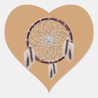 KRW Dreamcatcher Native American Seal - Sticker