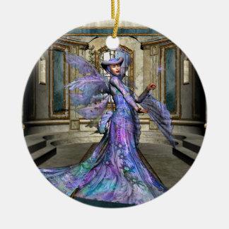 KRW el ornamento de la fantasía de la hada madrina Adorno De Reyes