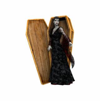 KRW Enter the Vampire Halloween Acrylic Decor Statuette