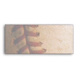 KRW Envelopes to match Baseball Bar Mitzvah Invite