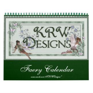 KRW Faery Calendar 2010