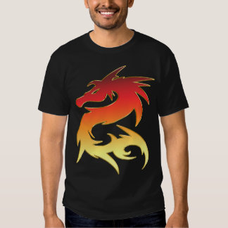 KRW Fire Dragon Shirt