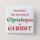 KRW First Part of Christmas Button