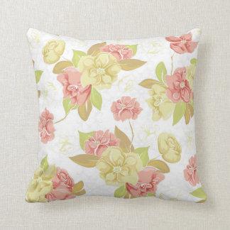 KRW Floral Bouquet Decor Pillow