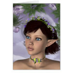 KRW Floral Fairy Fantasy Cards