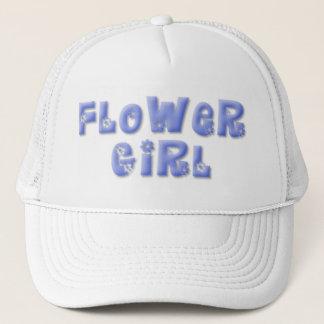 KRW Flower Girl Baseball Cap