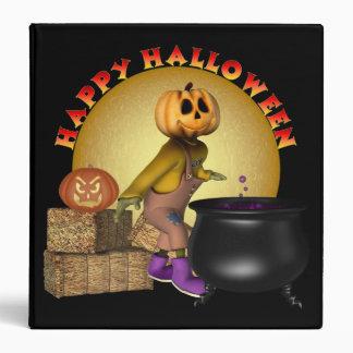 KRW Fun Happy Halloween Binder
