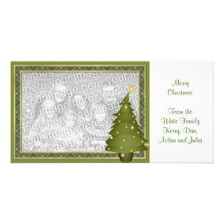 KRW Fun Little Christmas Tree Photo Card