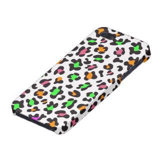 KRW Fun Neon Leopard Spots iPhone 5 Case