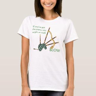 KRW Funny BagPipe Shirt