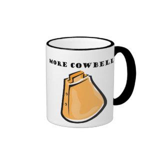KRW Funny More Cowbell! Mug
