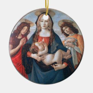 KRW Hail Mary Prayer Ornament