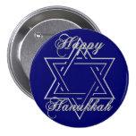 KRW Happy Hanukkah Star of David Pin