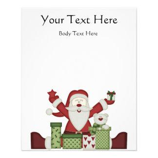 KRW Happy Santa Holiday Flyer