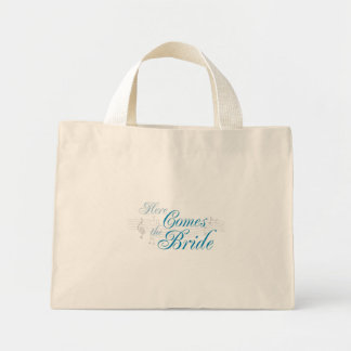 KRW Here Comes the Bride Tote Bag