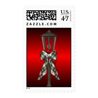 KRW Holiday Lamp Post Stamps