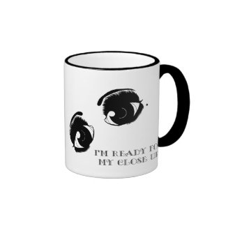 KRW I'm Ready For My Close Up Coffee Mug