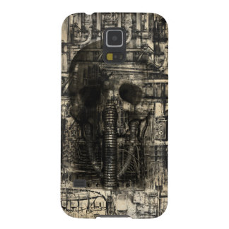 KRW Industrial Death Sci-Fi Samsung Galaxy Case