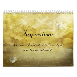 KRW Inspirations Spiritual Quote Calendar