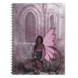 KRW Into the Mist Faerie Fantasy Notebook