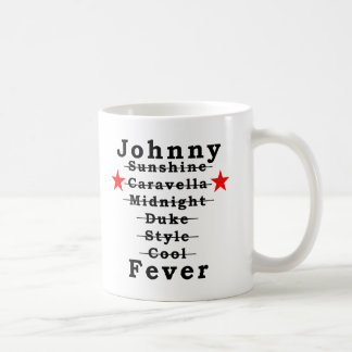 KRW Johnny Fever KRP Coffee Mug