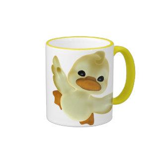 KRW Just Ducky Mugs