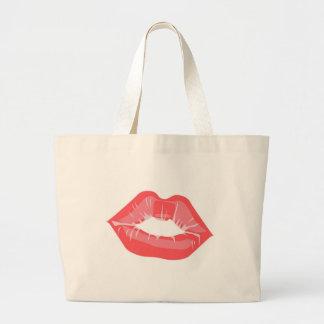 KRW Kiss Tote Bag
