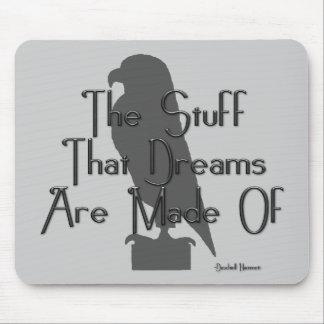 KRW la materia que los sueños se hacen de cita Tapetes De Raton