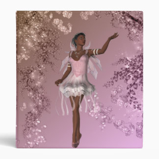 KRW Lana African American Fairy Fantasy Binder