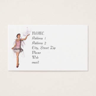 KRW Lana Fantasy Custom Business Card