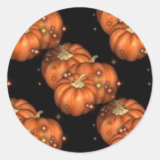 KRW Magical Pumpkins Halloween Sticker