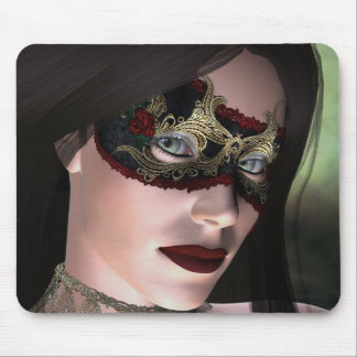 KRW Masquerade Fantasy Mousepad