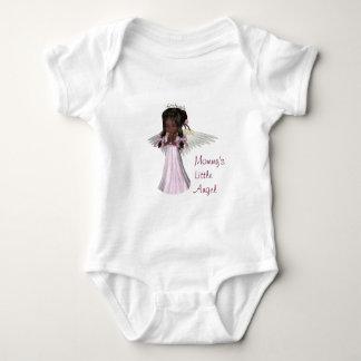 KRW Mommy's Little Angel Baby Bodysuit