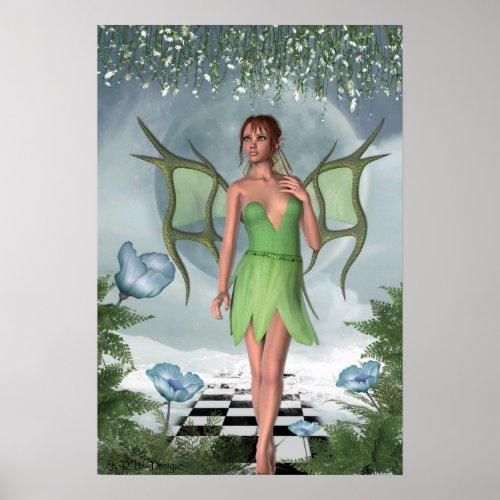 Fairy Fantasy Art print