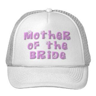 KRW Mother of the Bride Baseball Cap Mesh Hats
