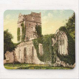 KRW Muckross Abbey Ireland Vintage Mousepad