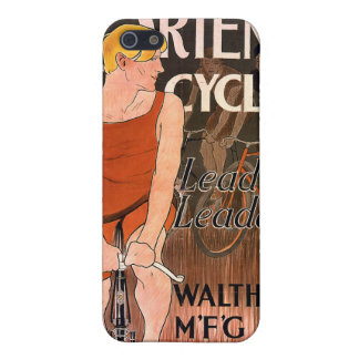 KRW Orient Cycles 1890's  Case For iPhone SE/5/5s