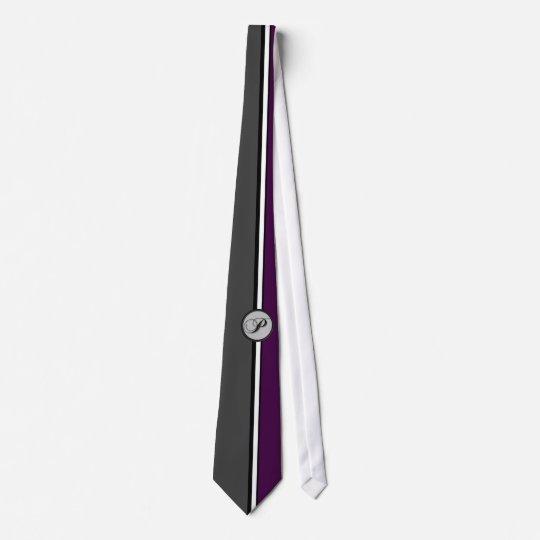KRW - P - Monogrammed Tie