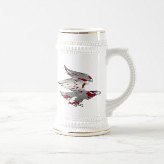 KRW Patriotic Eagle Beer Stein